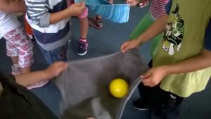 παιχνίδια γνωριμίας νηπιαγωγείο