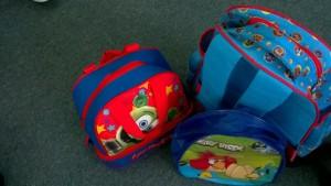 σχολική τσάντα νηπιαγωγείο